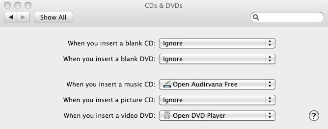 Bitperfect Mac - USB Audio Settings for OS X 10 10 and 10 6